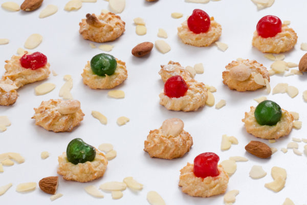 Pasta di mandorla - Pasticceria secca - Focacceria Panificio Di Cara - Genova Pegli