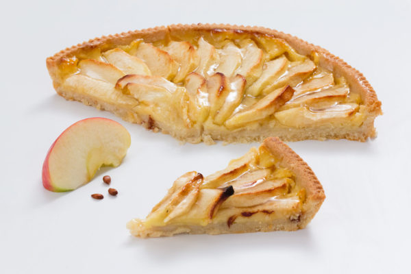 Torta di mele - Torte - Pasticceria - Focacceria Pasticceria Di Cara - Genova Pegli