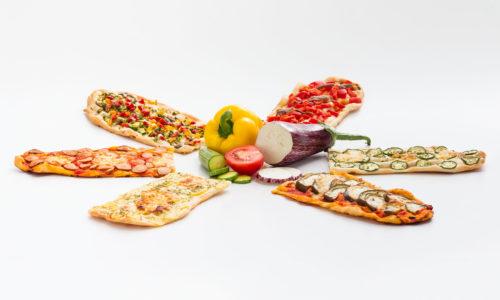 Lingue di pizza - Focacceria Pasticceria Di Cara - Genova Pegli