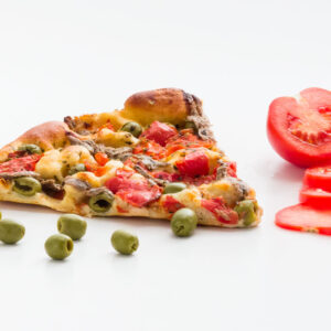 Pizza pugliese - Focacceria Pasticceria Di Cara - Genova Pegli