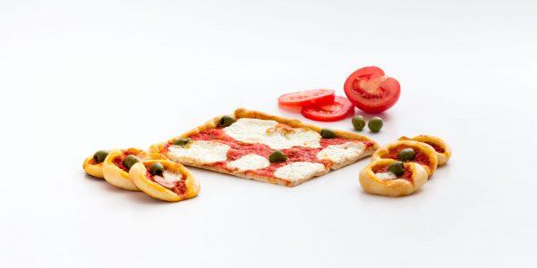 Pizza - Focacceria Pasticceria Di Cara - Genova Pegli