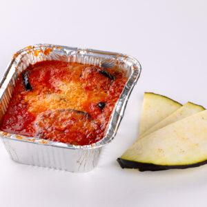 Parmigiana - gastronomia - focacceria pasticceria Di Cara - Genova Pegli
