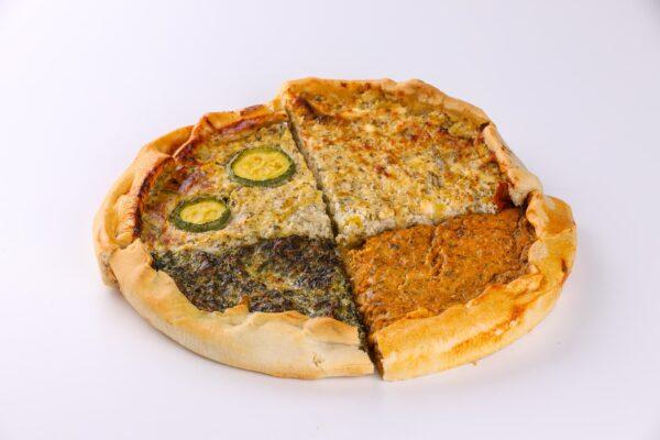 Torte di verdure - gastronomia - focacceria pasticceria Di Cara - Genova Pegli