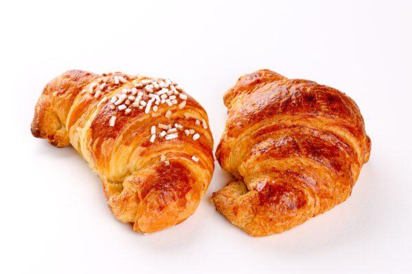 Croissant e croissant integrale Di Cara