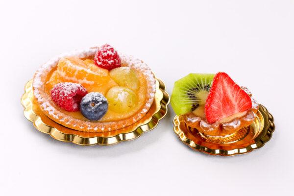 Tortine di frutta - pasticceria fresca - Focacceria Pasticceria Di Cara - Genova Pegli